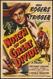 Affiche de Film North of the Great Divide