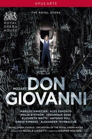 Don Giovanni from the Royal Opera House