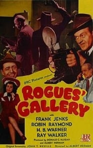 poster do Rogues' Gallery