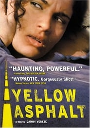 Affiche de Film Yellow Asphalt