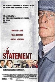 Affiche de Film The Statement