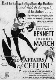 The Affairs of Cellini
