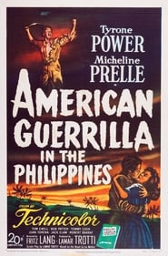 Affiche de Film American Guerrilla in the Philippines