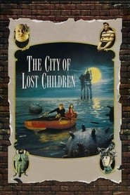 The City of Lost Children locandina