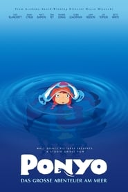 Ponyo - Das große Abenteuer am Meer (2008)