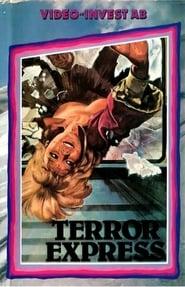 Terror Express Film Plakat