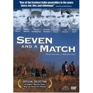 Seven and a Match Film Plakat