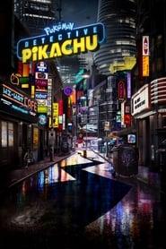 Poster Pokémon Detective Pikachu 2019