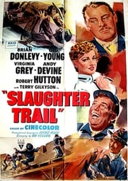 Photo de Slaughter Trail affiche