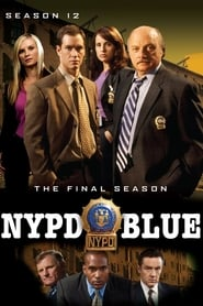 NYPD Blue streaming vf poster