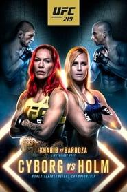 UFC 219: Cyborg vs. Holm