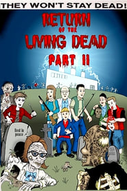 They Won't Stay Dead: A Look at 'Return of the Living Dead Part II'