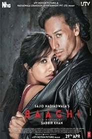 Baaghi: A Rebel For Love Juliste
