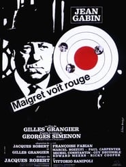 poster do Maigret Sees Red