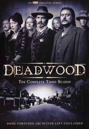 Streaming Deadwood poster