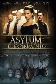 Brendan Gleeson Poster Asylum: El experimento