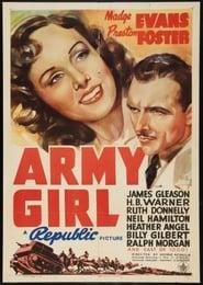 Photo de Army Girl affiche