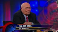The Daily Show with Trevor Noah Season 15 Episode 53 : Rep. John Dingell