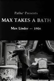 Max Takes a Bath