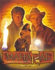 Plakat Maharal - Tajemství talismanu