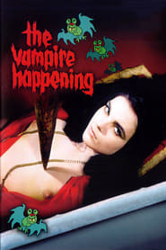 Plakat The Vampire Happening
