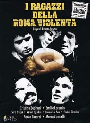 Affiche de Film The Children of Violent Rome