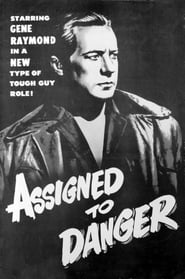 Assigned to Danger Poster
