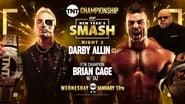 January 13, 2021 - New Year's Smash 2021 Night 2