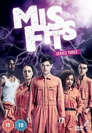 Misfits Saison 3 en streaming