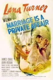 Imagen Marriage Is a Private Affair