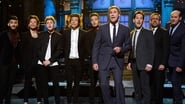 Paul Rudd with One Direction
