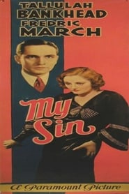 My Sin Film Plakat