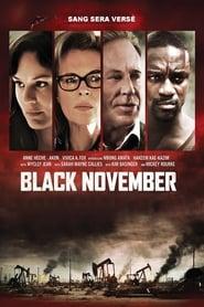 Black November locandina