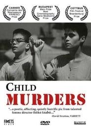 Affiche de Film Child Murders
