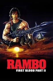Imagen Rambo: First Blood Part II