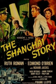 The Shanghai Story Film Plakat
