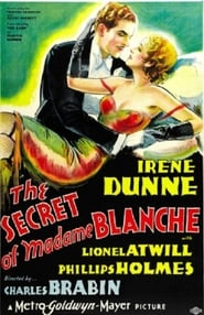 The Secret of Madame Blanche Film Plakat