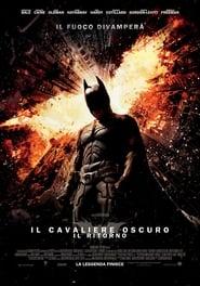 Il cavaliere oscuro - Il ritorno Poster