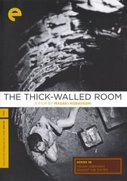 poster do The Thick-Walled Room