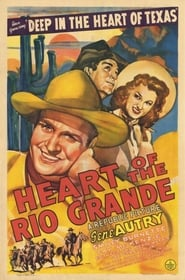 Affiche de Film Heart of the Rio Grande
