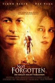 Not Forgotten  - Du sollst nicht vergessen Full Movie