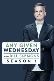 Streaming Any Given Wednesday with Bill Simmons poster