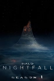 Halo: Nightfall streaming vf poster