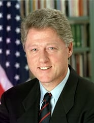 How old was Bill Clinton in The Last Party