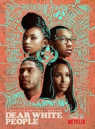 Dear White People streaming vf poster