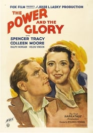 The Power and the Glory Film Plakat