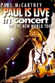 Paul McCartney - Paul Is Live - In Concert On The New World Tour