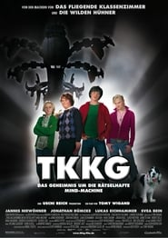 Affiche de Film TKKG - Das Geheimnis um die rätselhafte Mind-Machine
