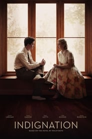 Indignation Poster
