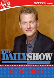 The Daily Show with Trevor Noah - Season 5 Episode 64 : Andy Richter Season 1